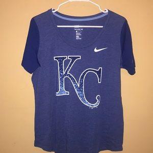KC Royals Nike Tee